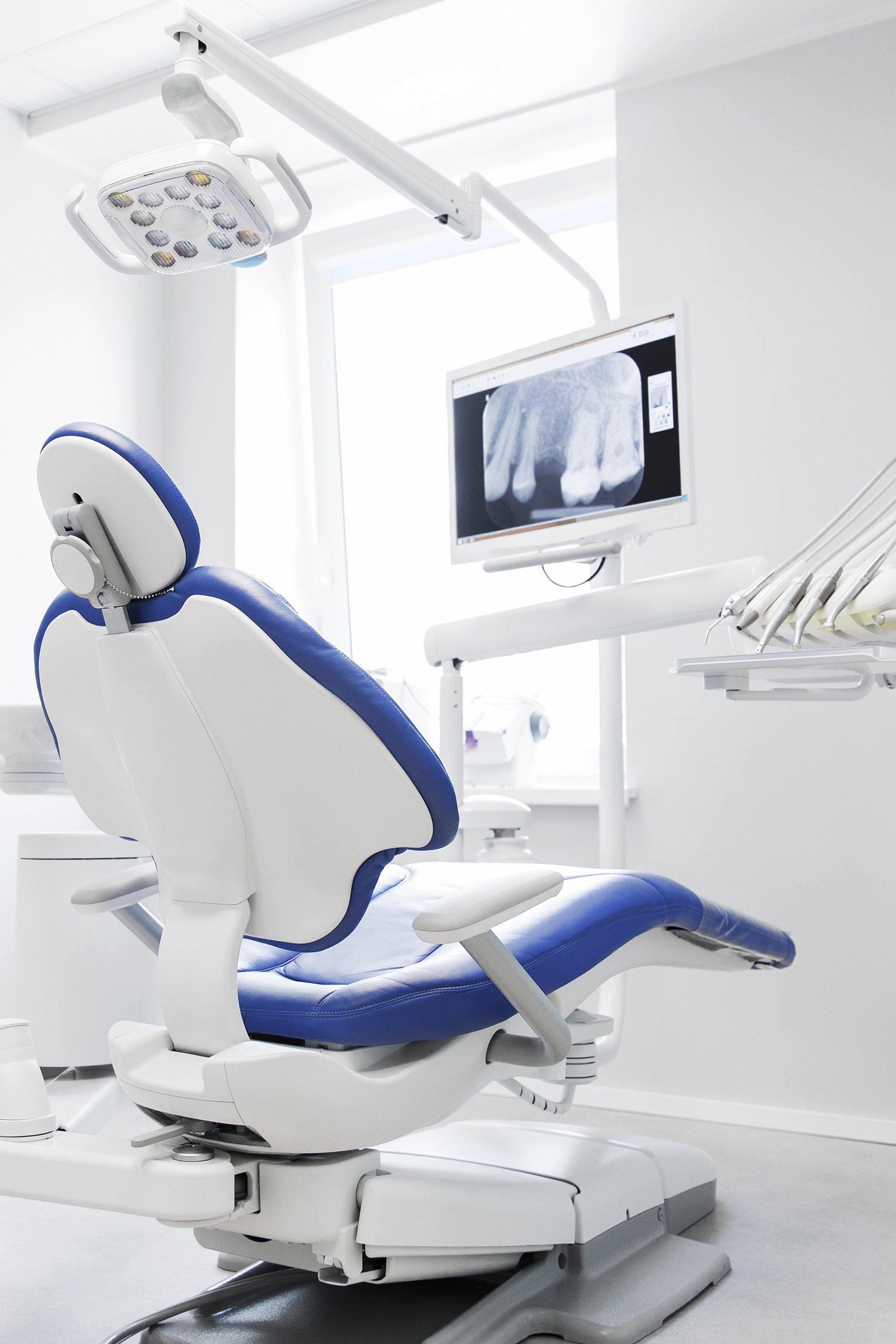 fotel dentystyczny ADP Clinic Lublin