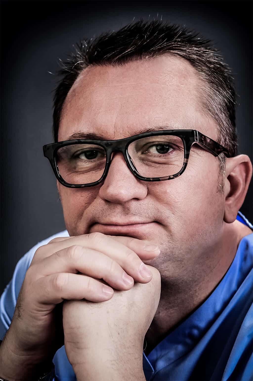 Dariusz Pituch ADP Clinic Lublin - chirurg stomatologiczny